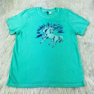 BDG Urban Outfitters Unicorn Graphic Tee T-Shirt